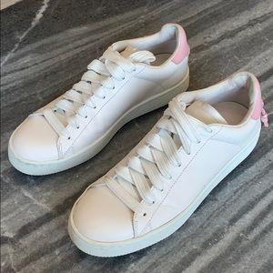 Coach white sneaker